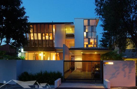 Nghệ thuật sử dụng đèn Led trong kiến trúc