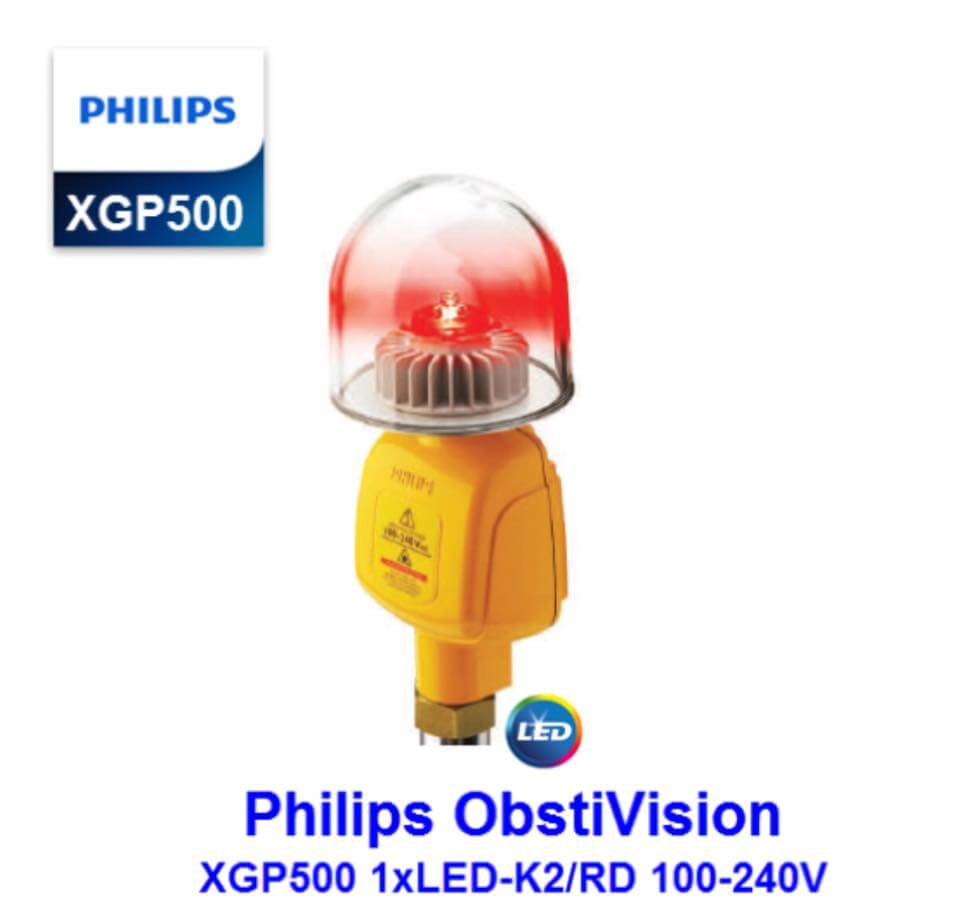 Philips XGP500 1XLED/RD