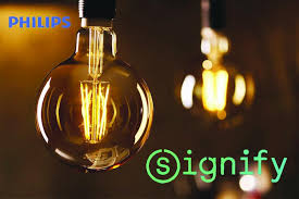 Philips Lighting có tên mới Signify, sản phẩm duy trì thương hiệu Philips
